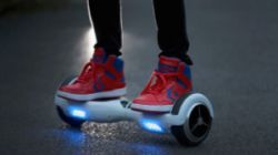 photo of hoverboard