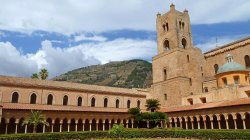 12th century cathedral in Monreale, Sicily