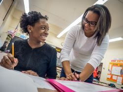 Newark Montclair Urban Teacher Residency Program at Montclair State University