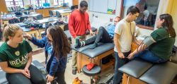 Athletic Training (MS) at Montclair State University