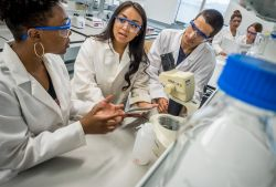 Chemistry (MS), Biochemistry Concentration at Montclair State University