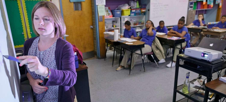Elementary School Teacher (K-6) (Post-Baccalaureate Teacher