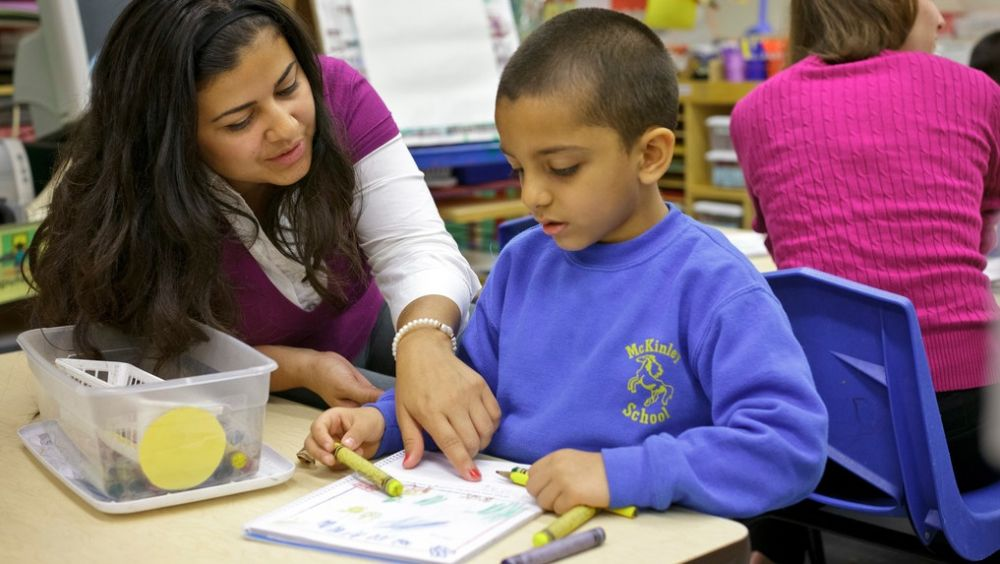 Teaching Mat With Dual Certification In Early Childhood Education