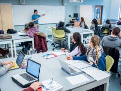Teaching in Earth Science at Montclair State University