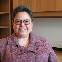 Associate Dean, Dr. Nelly Lejter Morales