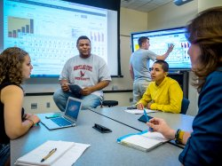 Data Science (MS) program at Montclair State