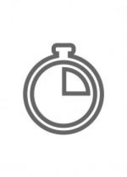 Graphic of a stop watch