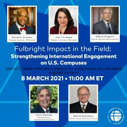Fulbright Panel