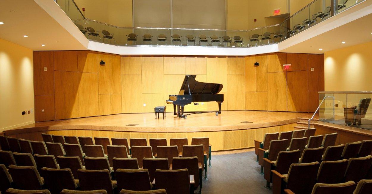 Recital Scheduling John J Cali School Of Music Montclair State