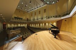 John J. Cali School of Music's Leshowitz Hall.