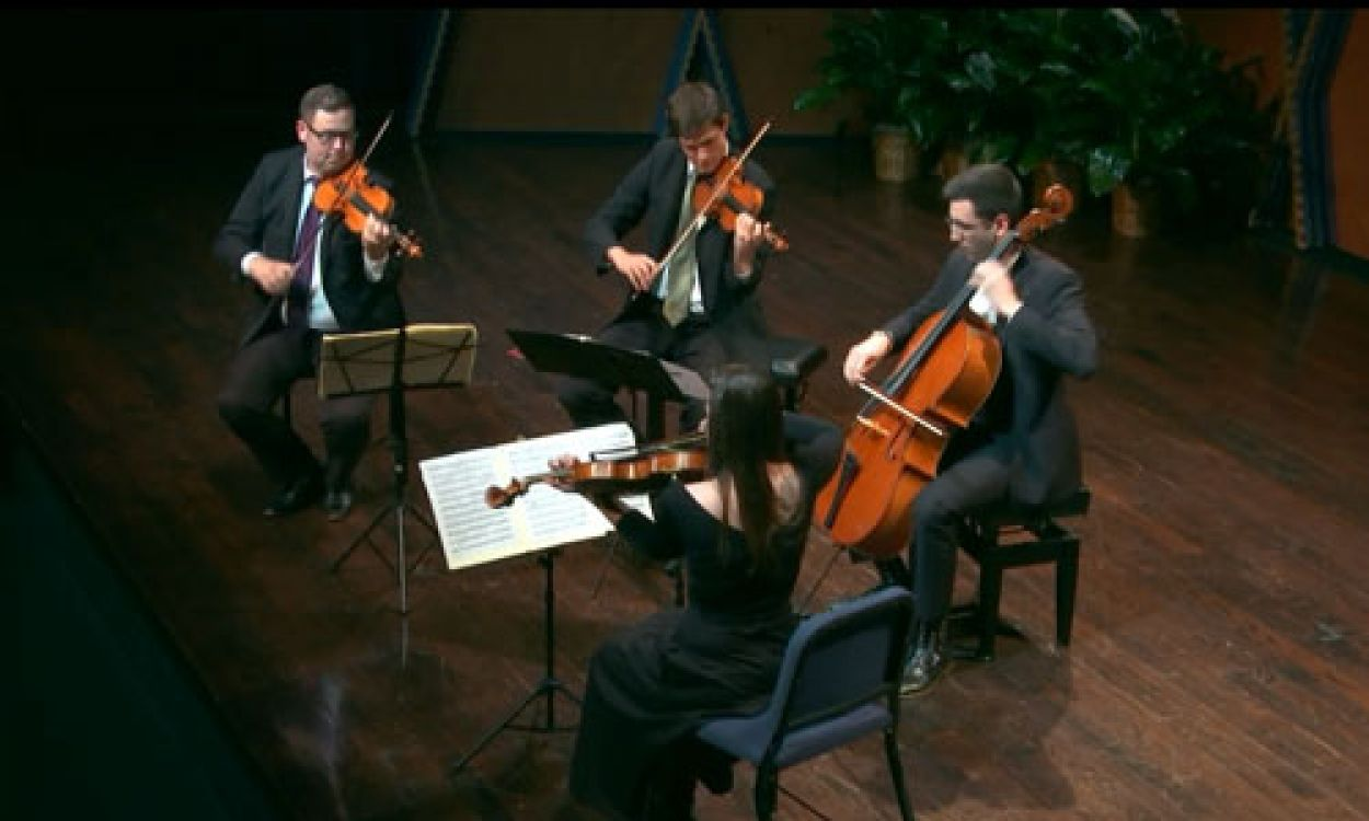 Heimat Quartet Appointed Graduate Quartet In Residence