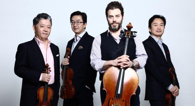 Shanghai Quartet Featured In The Strad Magazine – John J
