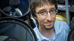Feature image for Professor Receives Prestigious NSF CAREER Award