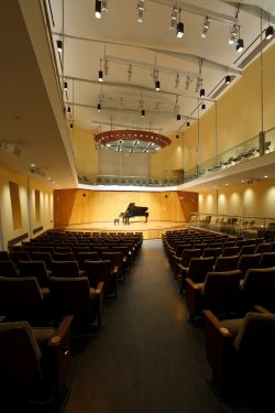 2010, CART, John J Cali School of Music, Leshowitz Hall, building