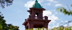 Photo of College Hall Bell Tower