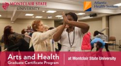 Feature image for College of the Arts Introduces Arts and Health Graduate Certificate Program