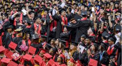 Feature image for Commencement 2015
