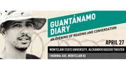 "Feature image for Leonard Lopate, Wallace Shawn and Noted Writers Headline ""Guantánamo Diary"" Event"