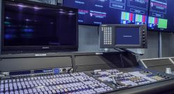 Photo of 4K broadcast studio