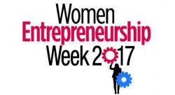 Women Entrepreneurship Week logo