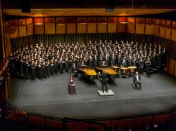 Montclair State Chorale at Carnegie Hall