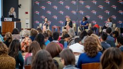 Panel at Women's Entrepreneurship Week