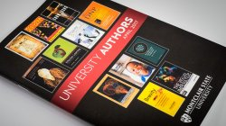 Photo of University Authors issue