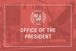 Montclair State University Presidential Logo