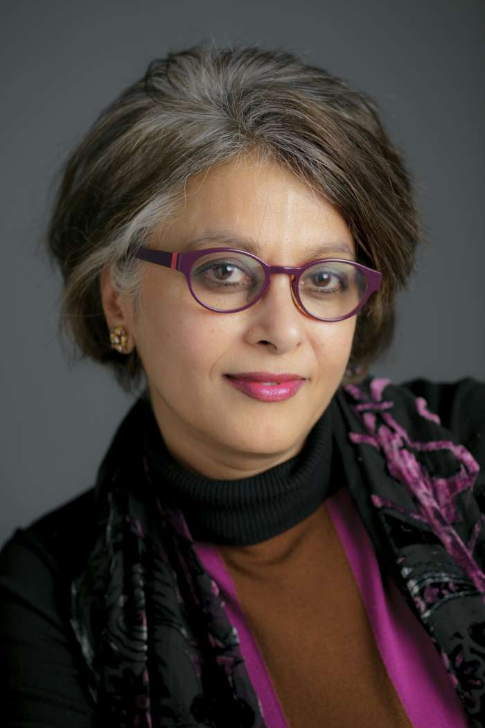 Fawzia Afzal-Khan - Profile Pages - Montclair State University