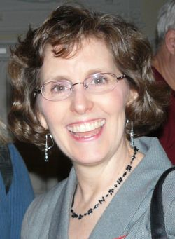 Photo of Judith Evans