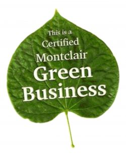 Certified Montclair Green Business