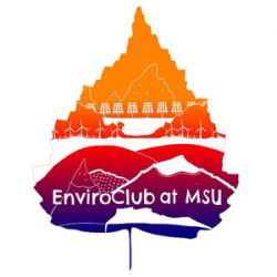 Enviroclub at MSU logo