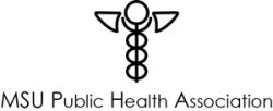 MSU Public Health Association logo