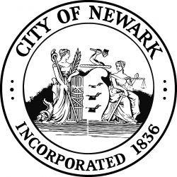 The City of Newark logo