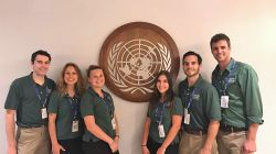 Green Team at the UN