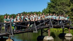 2019 green teams at the school of conservation
