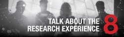 Step 8 - Talk about the research experience