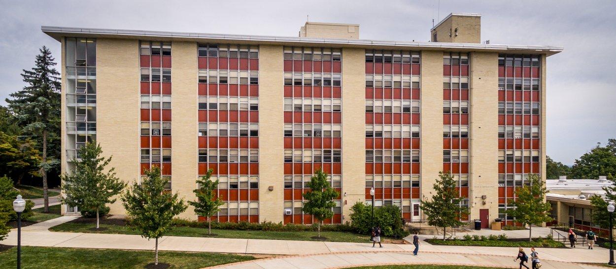 Freeman Hall  U2013 Residence Life