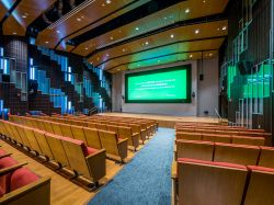 School of Communication and Media - 4K Presentation Hall