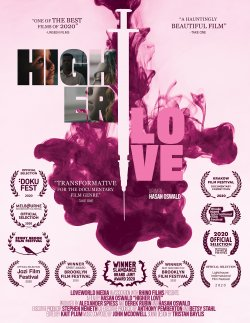 higher love movie poster
