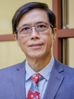 Headshot of Prof. Tyrone Cheng.