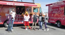 Feature image for Red Hawk Express & Shawarma Spot Open!