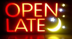 Feature image for We're Open Late...for You!