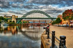 Photo of bridges in Newcastle upon Tyne