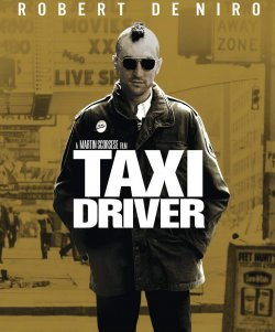 Movie Poster: 1976 Taxi Driver