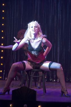 Production photo from Cabaret