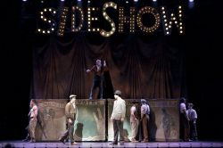 Production photo of Side Show