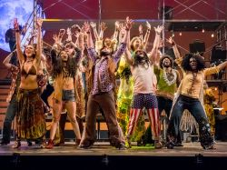 Student Production of HAIR