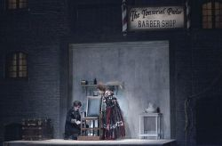 Production photo from Sweeney Todd