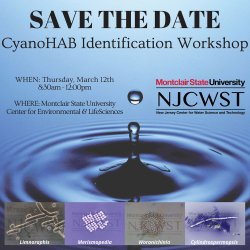 CyanoHAB ID Workshop, March 12